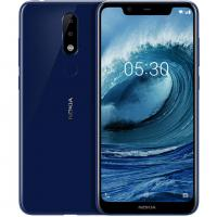 Nokia X5 2018 4/64GB Blue