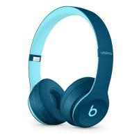 Beats by Dr. Dre Solo3 Wireless Headphones Pop Collection Pop Blue (MRRH2)