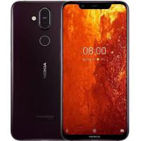 Nokia 8.1 6/128Gb Night Red