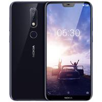 Nokia X6 2018 6/64GB Blue