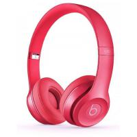 Beats by Dr. Dre Solo2 On-Ear Headphones Royal Collection Blush Rose (MHNV2)