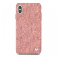 Moshi Vesta Slim Hardshell Case for iPhone XS Max Macaron Pink (99MO116302)