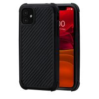 Pitaka MagCase Pro for iPhone 11 Black/Grey (KI1101RP)