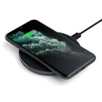 Satechi Aluminum Fast Wireless Charger Space Grey (ST-IWCBM)