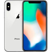 Apple iPhone X 64GB Silver (MQAD2) C