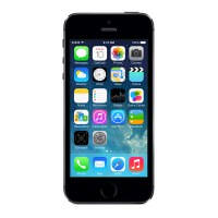 Apple iPhone 5S 16GB Space Grey (ME432) (Refurbished)