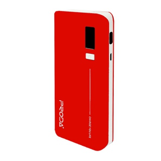 Proda Power Bank Jane Power Box 20000 mAh Red
