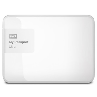 Фото - WD My Passport Ultra (WDBBKD0020BWT)