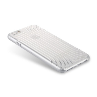 Baseus Shell iPhone 5 Silicone Silver