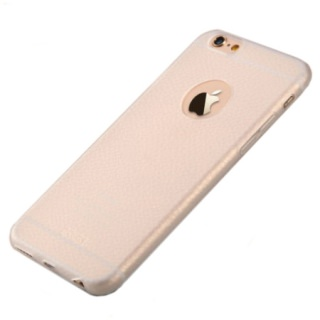 XD TPU case for iPhone 6S/6 White/Transparent