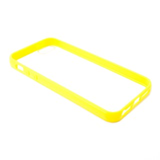 Devia case for iPhone 5/5S Glam Yellow