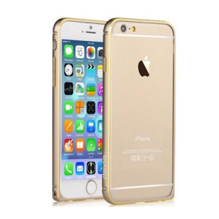 Devia iPhone6+/6S+ Buckle Curve Champagne Gold