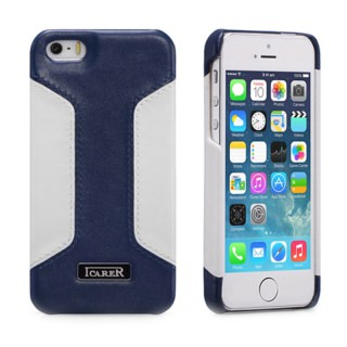 Фото - Icarer iPhone 5/5S Colorblock Blue/White