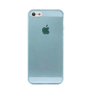 Фото - Ultra Thin Silicon Remax 0.2 mm iPhone 5 Blue