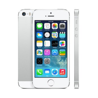 Фото - Apple iPhone 5S 16GB Silver (ME433)