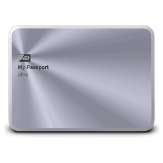 Фото - Western Digital My Passport Ultra Metal Edition 1Tb WDBTYH0010BSL (Original Factory Refurbished)