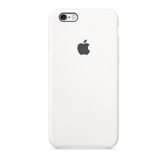 Original Silicon Case iPhone 5 White