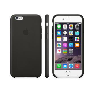 Original Silicon Case iPhone 6 Plus Black