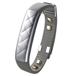 Jawbone Up3 Silver Cross Gray