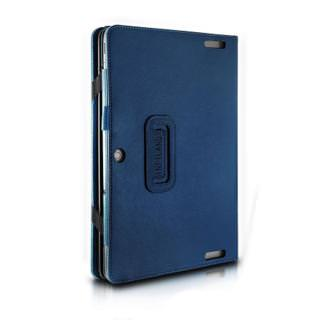 Фото - INFILAND Premium PU Leather Stand Cover Case For ASUS T100HA Navy