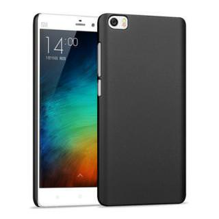 Original Silicon Case Xiaomi Mi5 Black