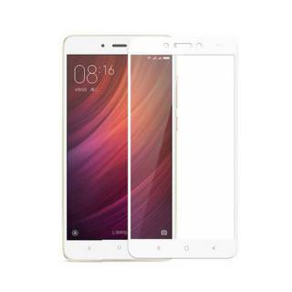 Защитное стекло Full Screen Xiaomi Redmi Note 4 White