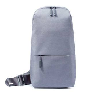 Фото - Xiaomi Mi multi-functional urban leisure chest Pack / light grey