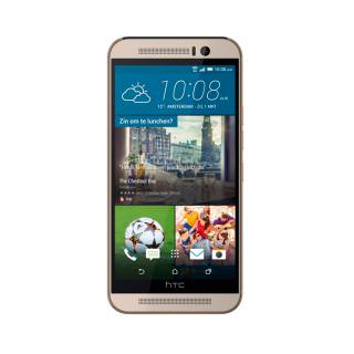 Фото - HTC One (M9+) (Gold on Silver) (US)