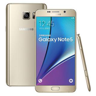 Фото - Samsung N9208 Galaxy Note 5 Dual Sim 64GB Gold