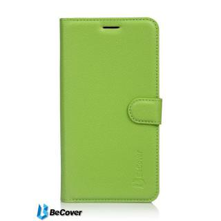Фото - BeCover Book-case for Doogee X7/ X7 Pro Green (701182)