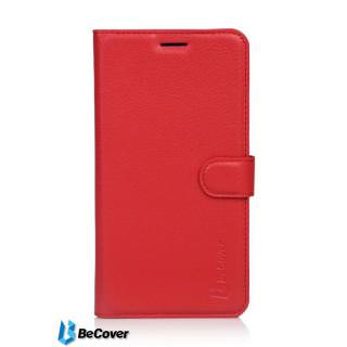BeCover Book-case for Doogee X7/ X7 Pro Red (701184)