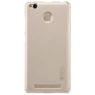 Nillkin Xiaomi Redmi 3 Pro Super Frosted Shield Gold
