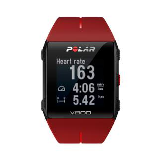 Фото - Polar V800 Heart Rate Red