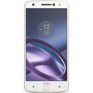 Motorola Moto Z 32GB White/Gold (SM4389AD1U1) UA