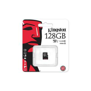 Kingston 128GB microSDXC C10 UHS-I U3 R90/W80MB/s 4K