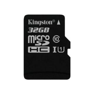 Kingston 32GB microSDHC C10 UHS-I U3 R90/W80MB/s 4K
