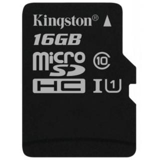 Kingston 16GB SDHC C10 UHS-I R90/W45MB/s