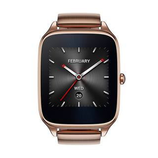 Фото - Asus ZenWatch 2 WI501Q  Gold/Gold Metal