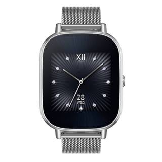 Фото - ASUS ZenWatch 2 WI502Q Metal Strap/Metal Silver