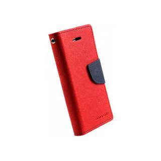 Фото - GOOSPERY Book Cover Meizu M5 Red