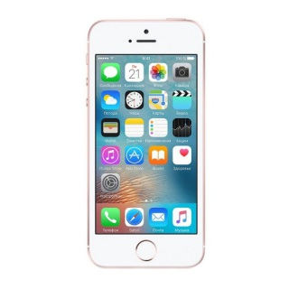 Фото - Apple iPhone SE 32GB Rose Gold (MP852)