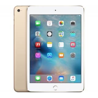 Фото - Apple iPad mini 4 Wi-Fi 32GB Gold (MNY32)