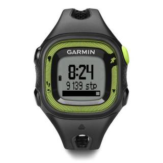 Фото - Garmin Forerunner 15 Black/Green Watch Only (010-01241-30) (US)