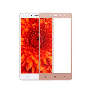 Защитное стекло Full Screen Xiaomi Redmi Note 4 Gold