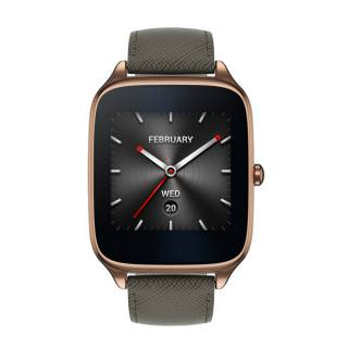 Asus Zen Watch 2 WI501Q Gold Leather Grey (US)