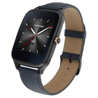 Asus Zen Watch 2 WI501Q Gun/Leather Dark Blue (US)