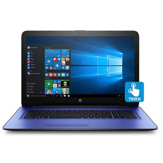 Фото - HP 17-X103DS Cobalt Blue (X7U78UAR)