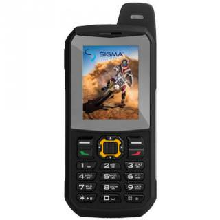 Фото - Sigma mobile X-treme 3SIM (Black)