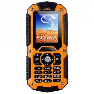 Фото - Sigma mobile X-treme IT67 (Orange)
