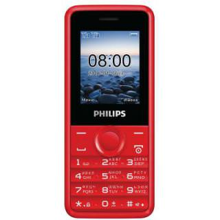 Philips Xenium E103 (Red)